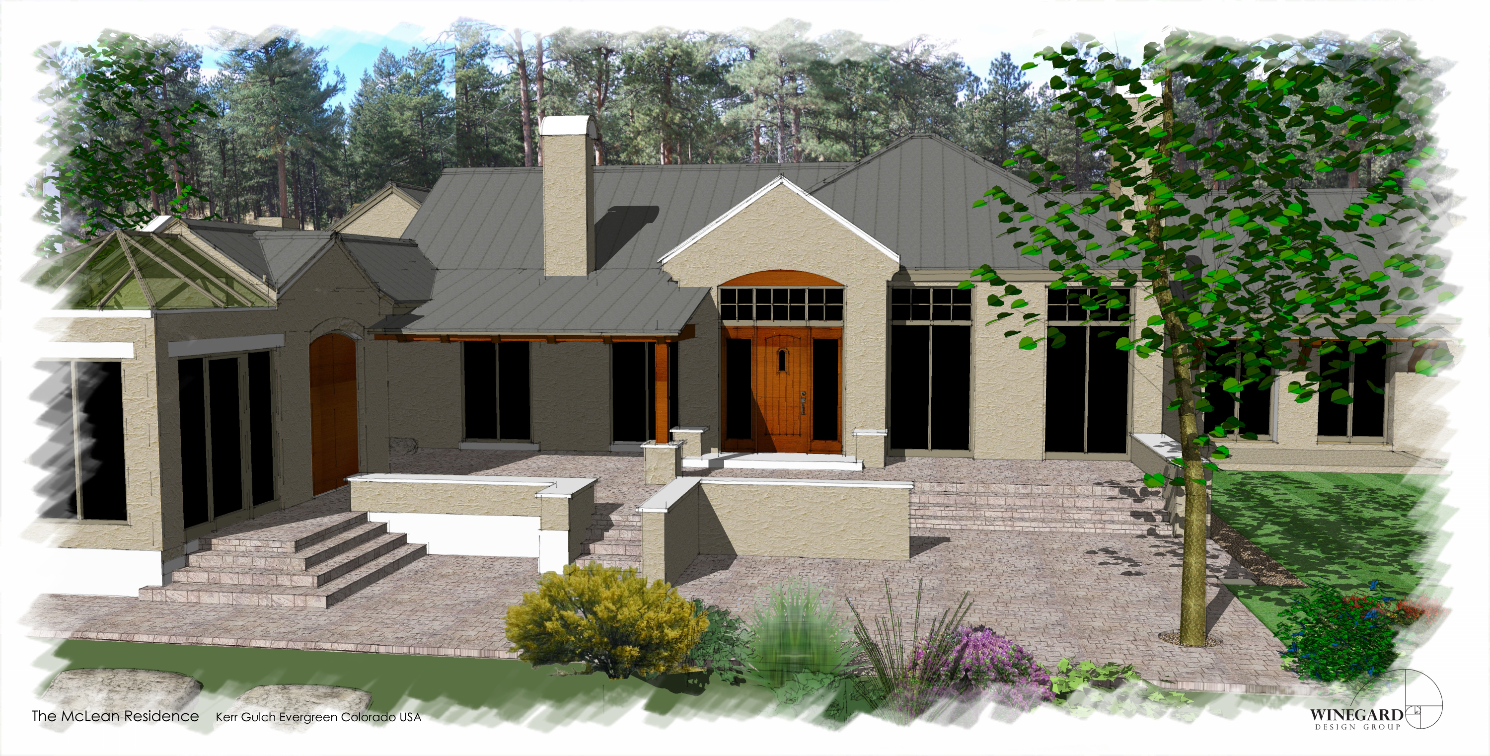 Kerr Gulch Evergreen Ades Design Builders