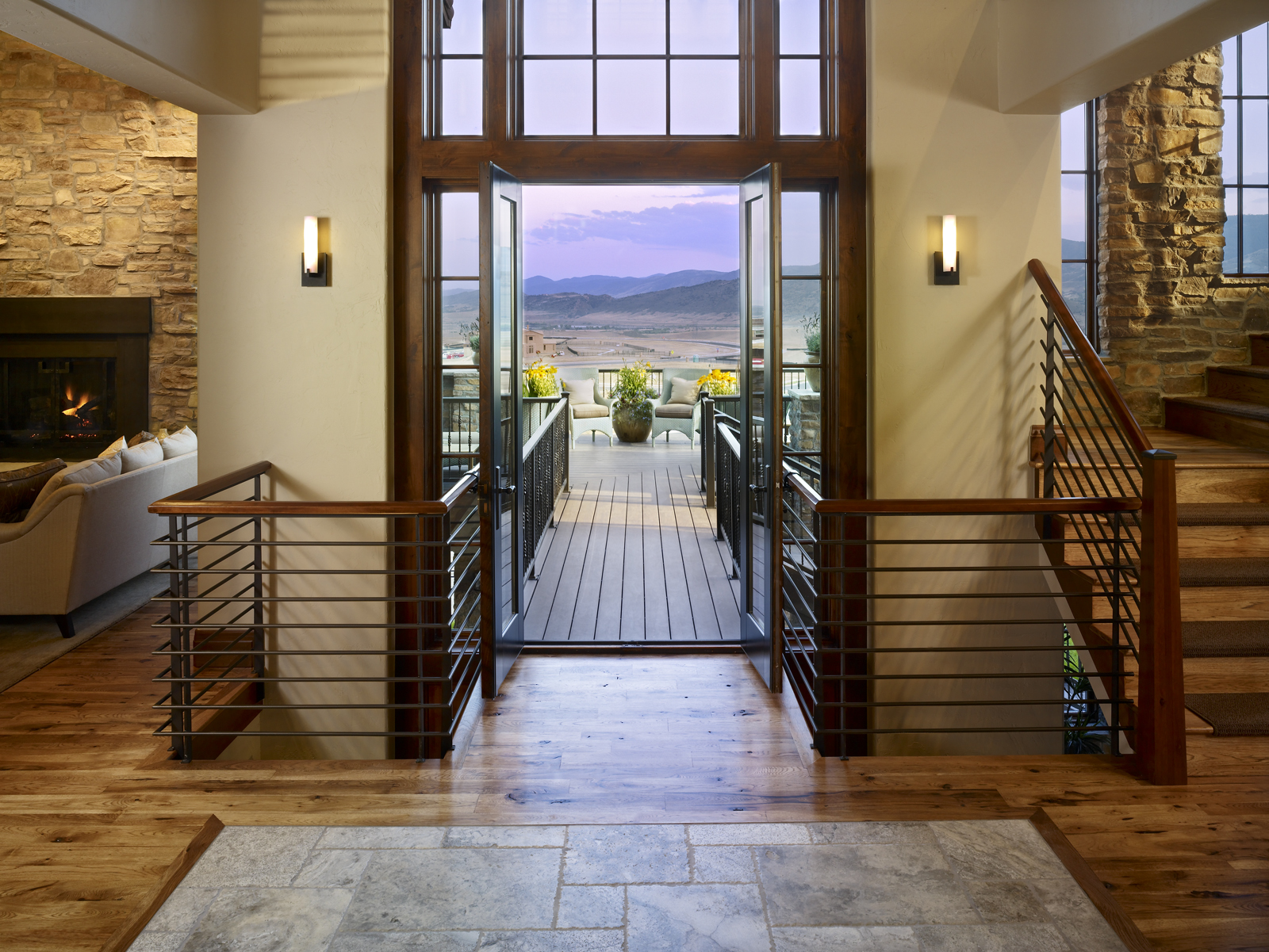 Parade of Homes - Foyer