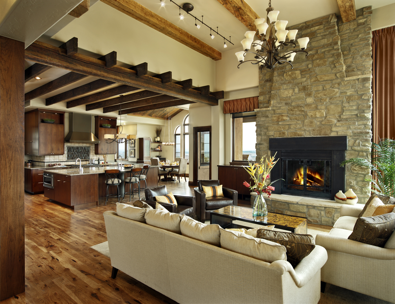 Parade of Homes - Great Room