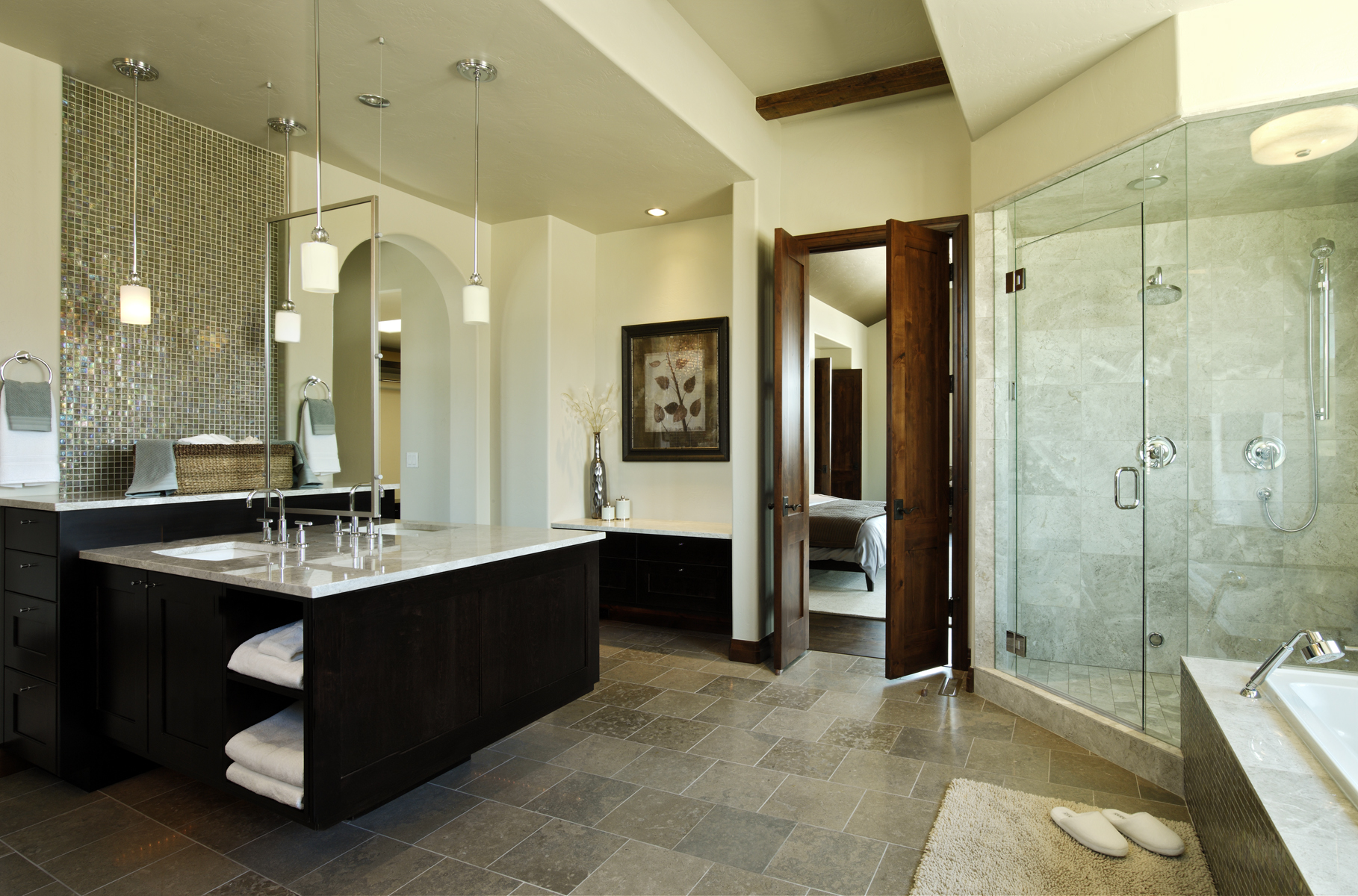Parade of Homes - Master Bath