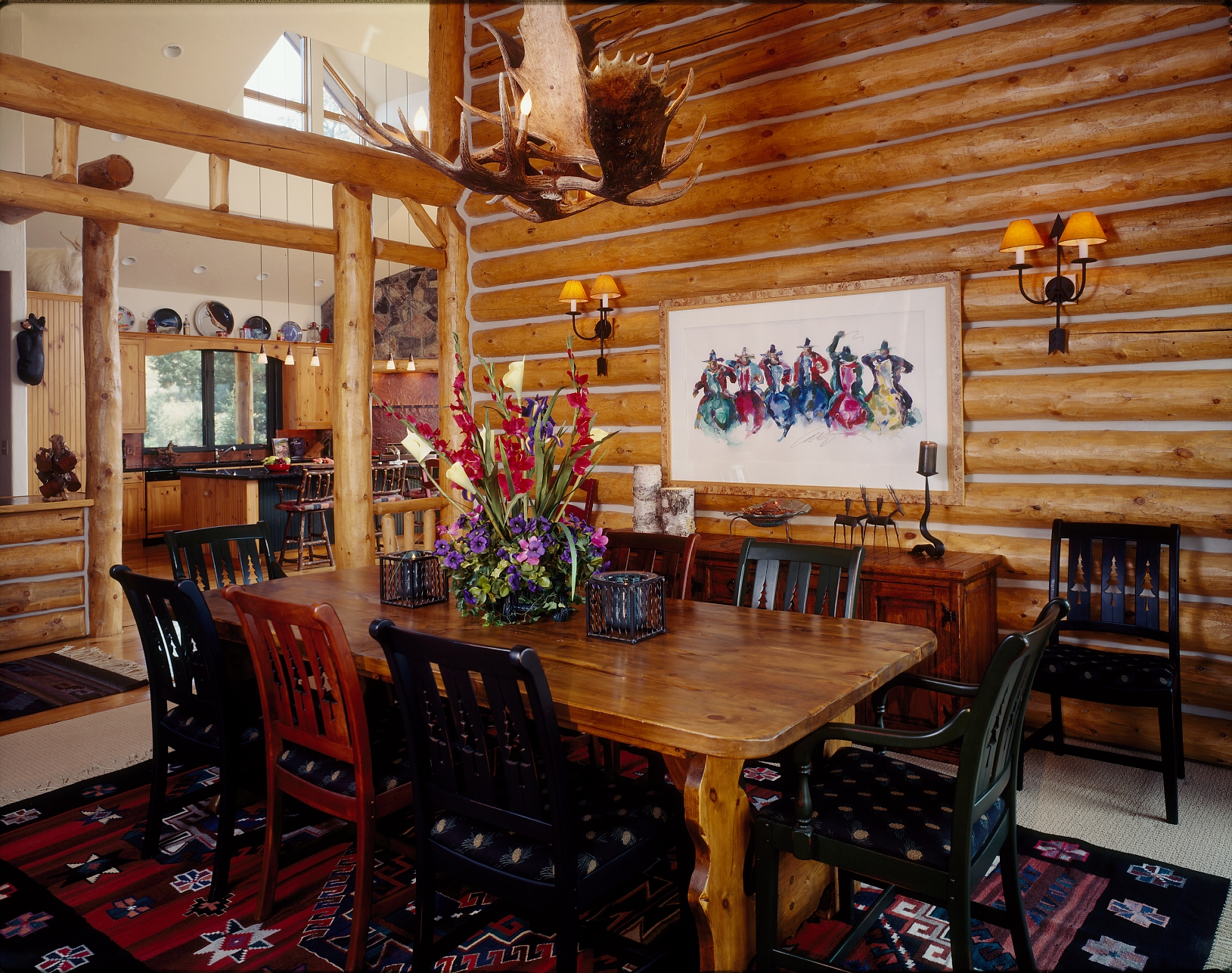 Cardwell at Soda Creek - Dining Room