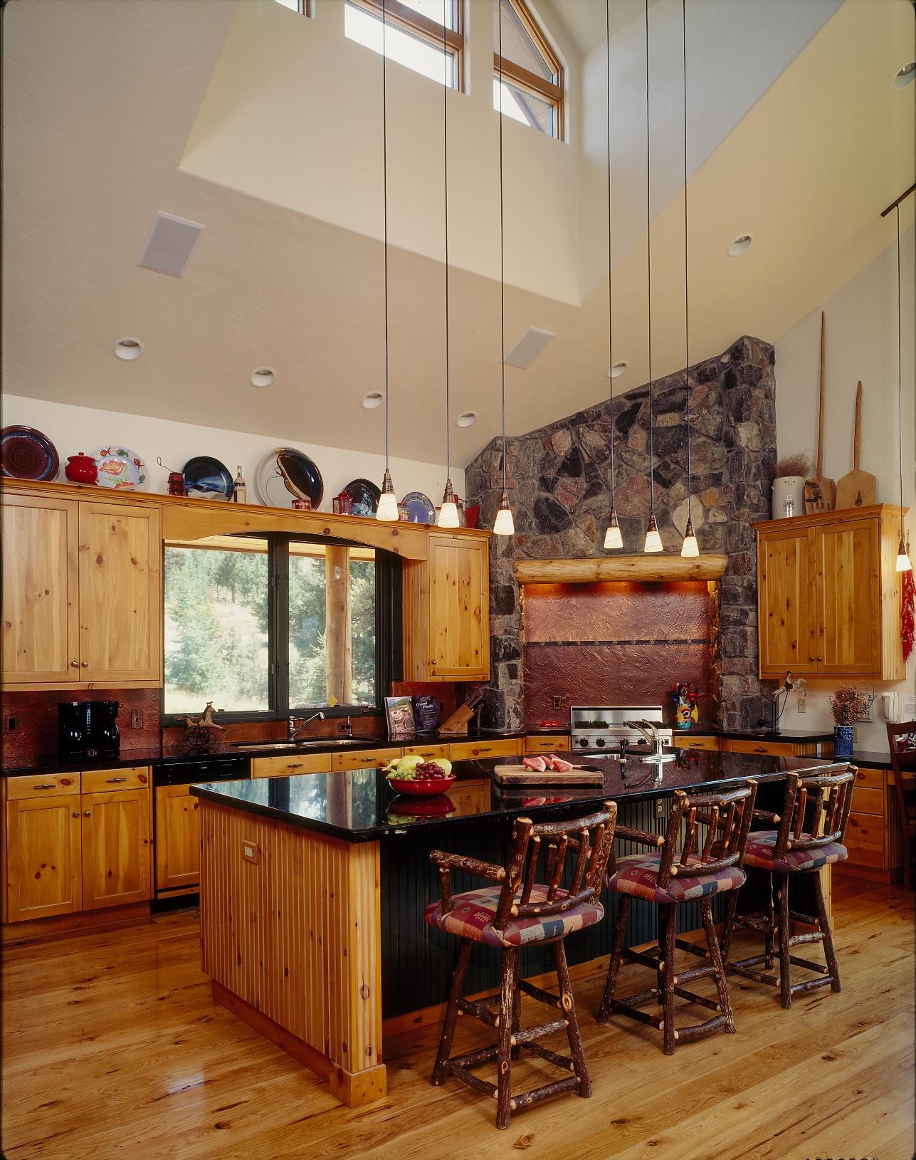 Cardwell at Soda Creek - Kitchen